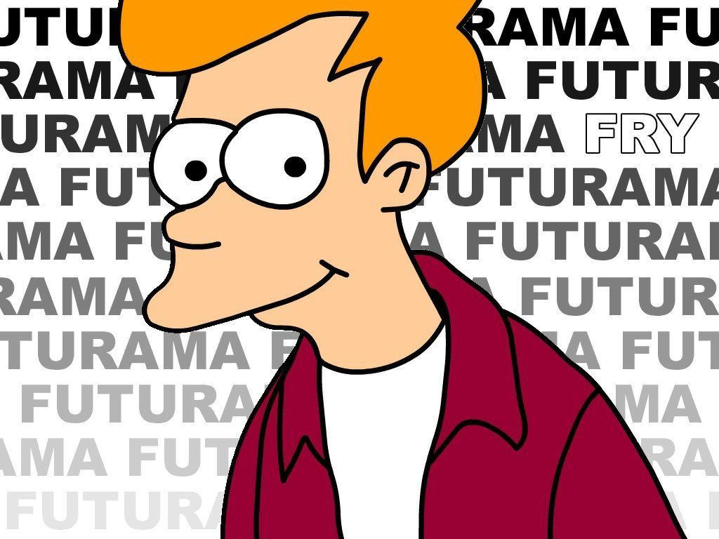 Wallpaper Fry futurama