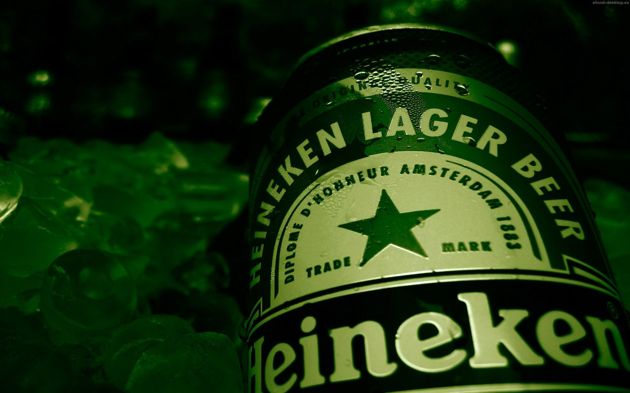Wallpaper Heineken